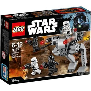 Lego Star Wars Imperial Trooper Battle Pack 75165
