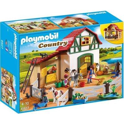 Playmobil Playmobil Country Ponypark 6927