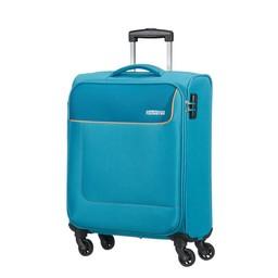 American Tourister Funshine Spinner 55 cm ocean blue