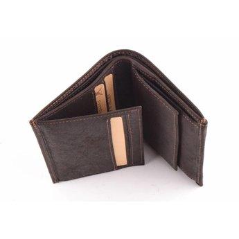 Arthur&Aston handige en compacte herenportefeuille