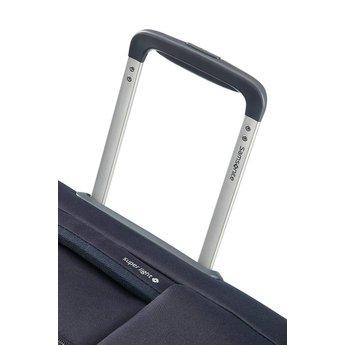 Samsonite handige handbagage koffer op vier wielen