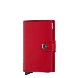 Secrid Mini Wallet original red/red