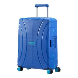 American Tourister Lock 'N' Roll Spinner 55 cm skydiver blue