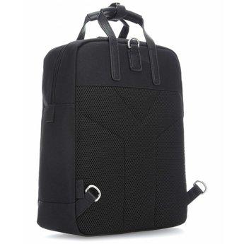 254f6251354 Bergen Daypack zwart, praktische synthetische rugzak ...