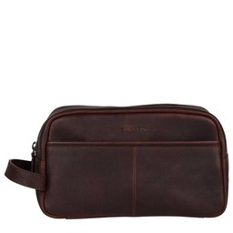 Burkely Antique Avery Toiletry Bag bruin