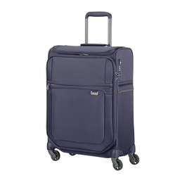 Samsonite Uplite Spinner Toppocket 55 cm blue