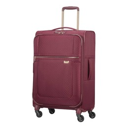 Samsonite Uplite Spinner 67 cm burgundy/gold
