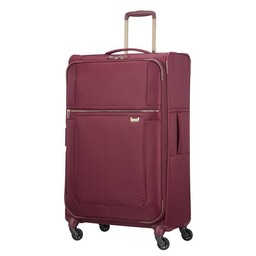 Samsonite Uplite Spinner 78 cm burgundy/gold