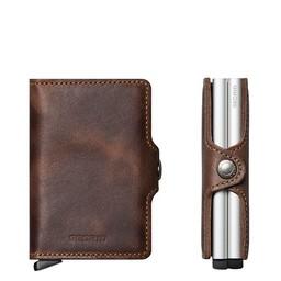 Secrid Twin Wallet vintage brown