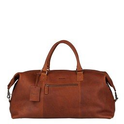 Burkely Antique Avery Weekender cognac