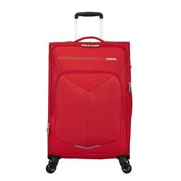 American Tourister Summerfunk Spinner 67 cm rood