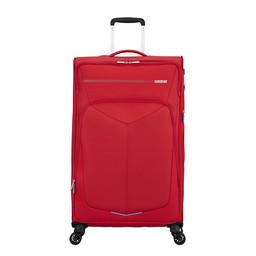 American Tourister Summerfunk Spinner 79 cm rood