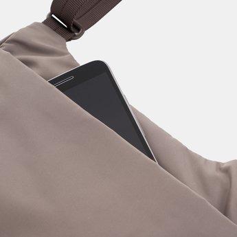 Hedgren handig en lichte synthetische schoudertas