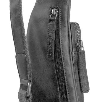 The Chesterfield Brand handige lederen bodybag