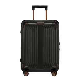 Samsonite Lite-Box Spinner 55 cm black/copper