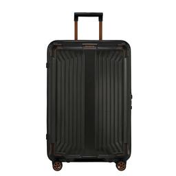 Samsonite Lite-Box Spinner 69 cm black/copper