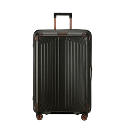 Samsonite Lite-Box Spinner 75 cm black/copper
