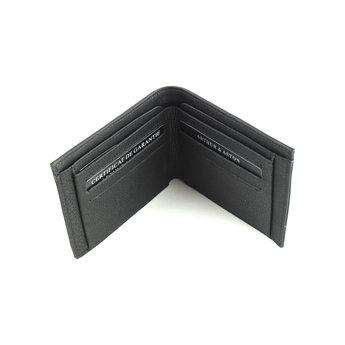 Arthur&Aston prachtige leren porte-dollar, billfold