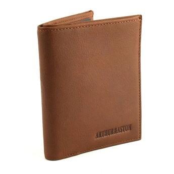 Arthur&Aston prachtige leren portefeuille