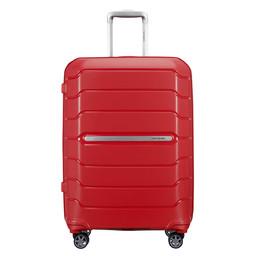 Samsonite Flux Spinner 68 cm uitbreidbaar rood
