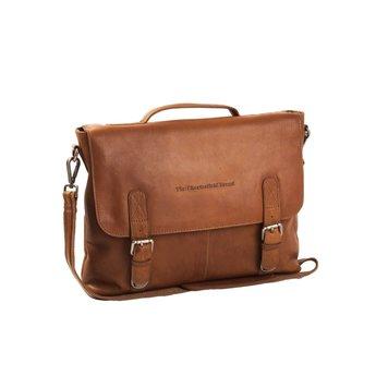 The Chesterfield Brand prachtige lederen aktetas ,laptoptas