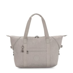 KIPLING Art Medium grey beige peppery