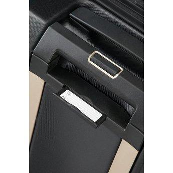 Samsonite handbagage koffer op 4 wielen zwart