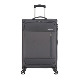 American Tourister Heat Wave Spinner 68 cm charcoal grey