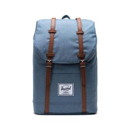 The Herschel Supply Co. Brand Retreat blue mirage crosshatch