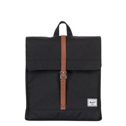 The Herschel Supply Co. Brand City Mid-Volume black/tan