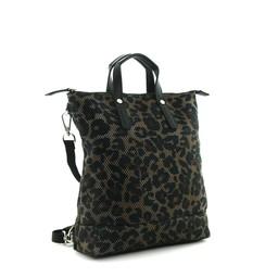 Mesh X-Change Bag XS Leopard