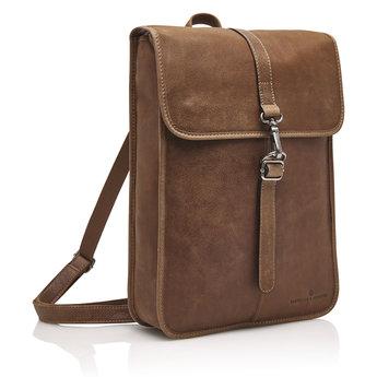 Castelijn & Beerens prachtige lederen 15.6 inch laptop rugzak