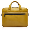 Castelijn & Beerens Charlie Laptoptas 15.6 inch RFID geel