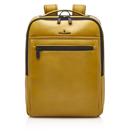 Castelijn & Beerens Victor Laptoprugzak 15.6 inch RFID geel