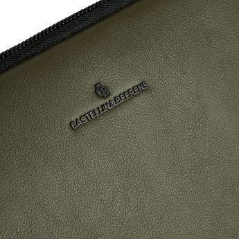 Castelijn & Beerens prachtige lederen laptopsleeve