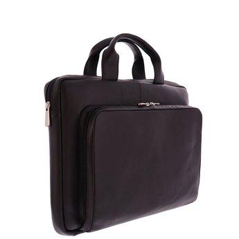 Plevier handige lederen 15.6 inch laptoptas