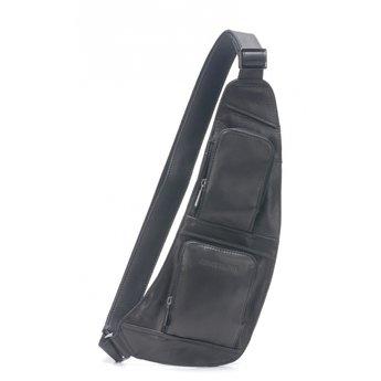Arthur&Aston prachtige lederen bodybag