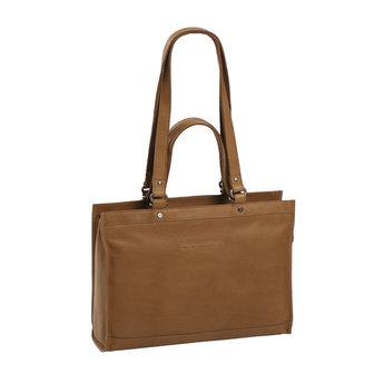 The Chesterfield Brand prachtige lederen shopper