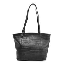 Berba Bags & Wallets Leren Shopper Laguna zwart