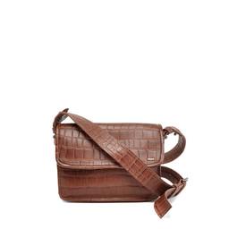 Berba Bags & Wallets Leren Crossbodytas Laguna cognac