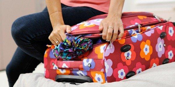 Hoe kan ik mijn koffer het beste inpakken?