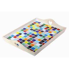 Cristallo Mozaiekpakket Dienblad MEDIUM nr. 1