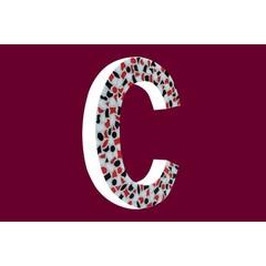 Cristallo Design Stoer, Letter C