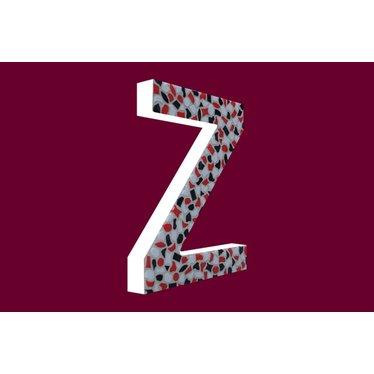 Cristallo Mozaiek pakket Letter Z Stoer
