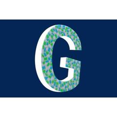 Cristallo Design Fris, Letter G