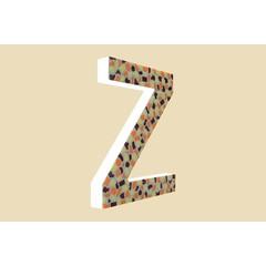 Cristallo Design Warm, Letter Z