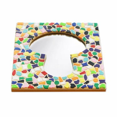 Cristallo Spiegel Paddenstoel Vario Mozaiek pakket