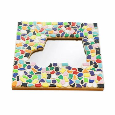 Cristallo Spiegel Auto Vario Mozaiek pakket