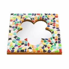 Cristallo Mozaiek pakket Spiegel Bloem Vario