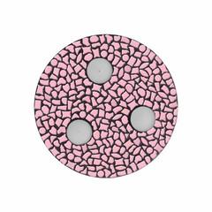 Cristallo Mozaiek pakket Waxinelichthouder Uni Rose PREMIUM